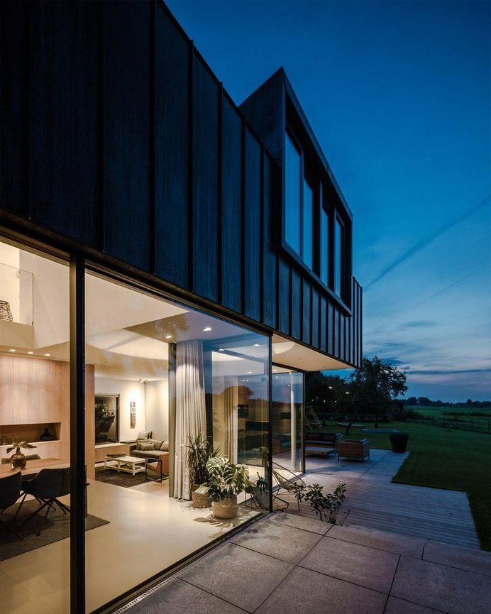 Contemporary Dutch Villa by EVA Architecten 9