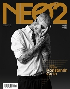 Neo2Magazine #cover #layout #magazine