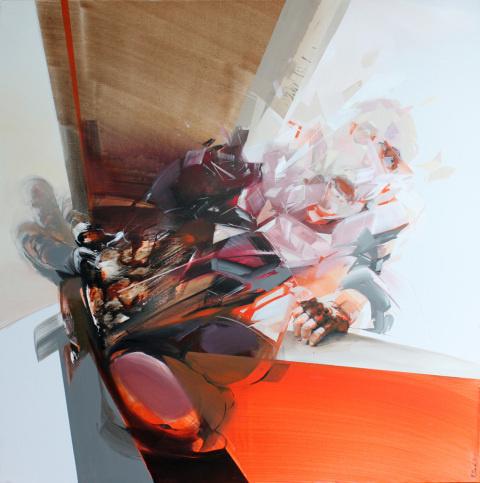Robert Proch   PICDIT #abstract #design #painting #art