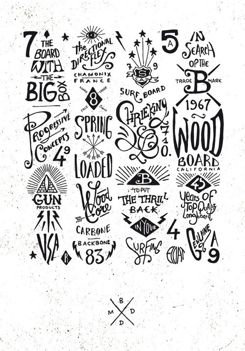 typeverything.com,BMD Design #sexy #wicked #speed #bolt #audio #flash #fast