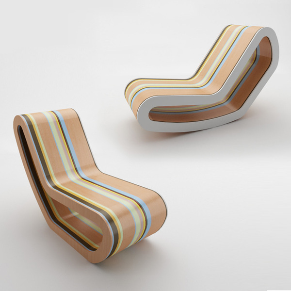 caramelo* #colorful #chair #design