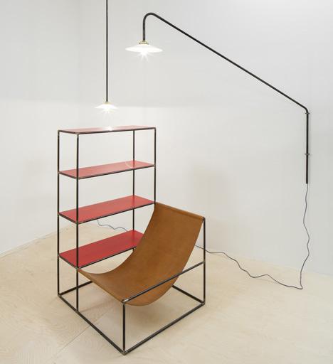 Future Primitives by Muller van Severen #steel #furniture #design