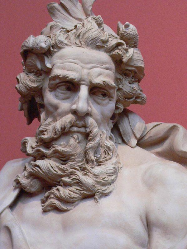 Neptune, 1725 (Los Angeles County Museum of Art)