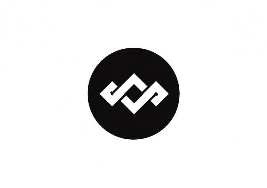 Sá Carneiro e Campos Ferreira - Law Firm on the Behance Network #logotype #symbol