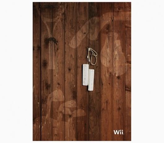 Bedow — Examples of Work — Advert, Nintendo Wii #bedow #wii