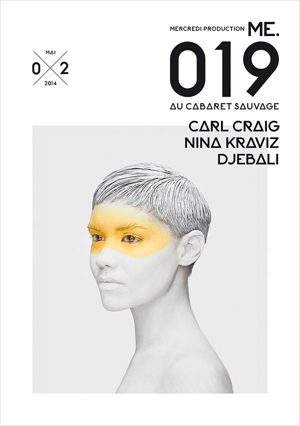 ME.019 by Carl Craig and Nina Kraviz Djebali