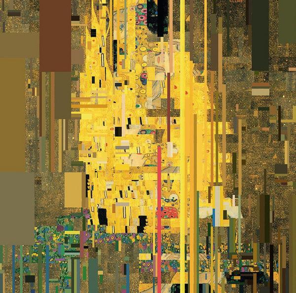 by Sergio Albiac #collage #glitch #art