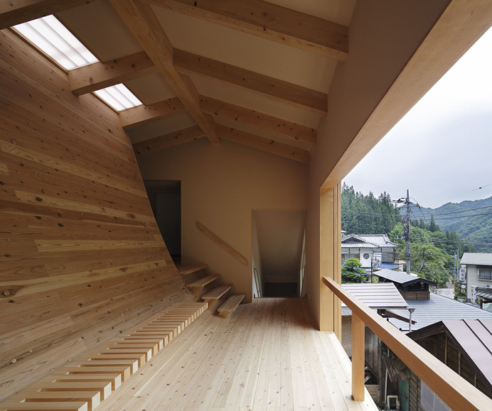 Marumoto Inn Bath Hut