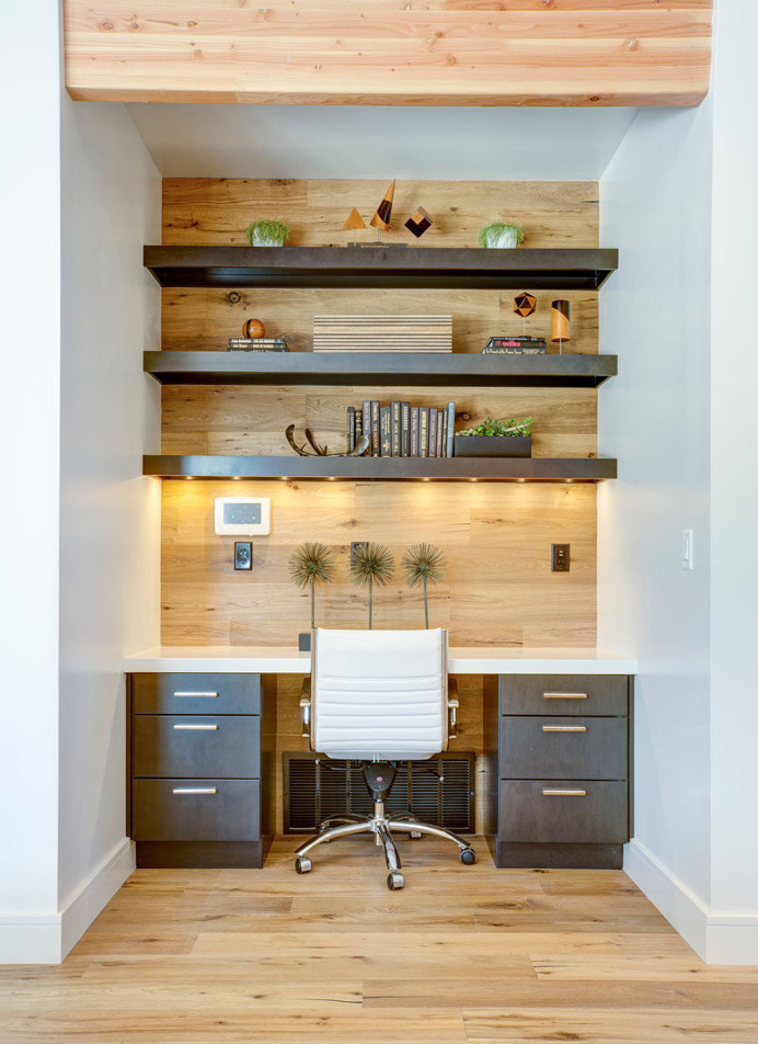 Small Home Office Idea