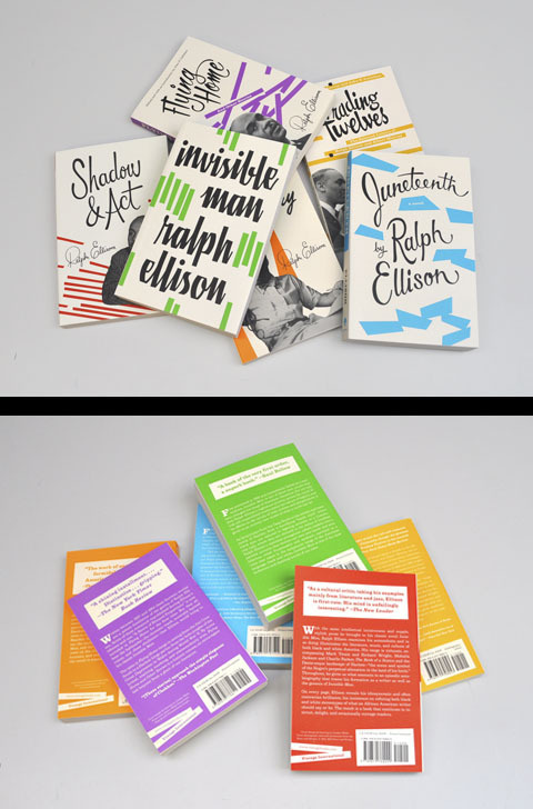 Ralph Ellison Covers
