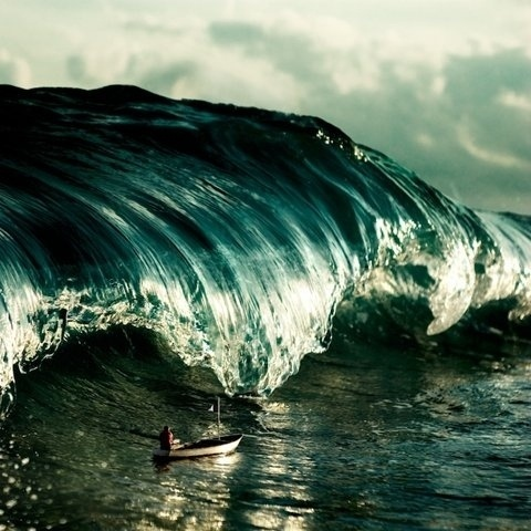 FFFFOUND! | Photographing Dreams (15 photos) - My Modern Metropolis #photography #wave