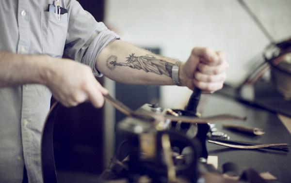 matty #tattoo #stools #workshop