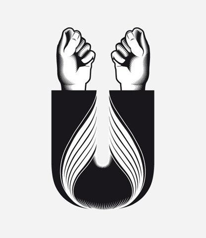 FFFFOUND!   Visualize blog #icon #logo #black