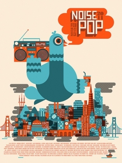 Noise Pop 2011 | Flickr - Photo Sharing! #2011 #pop #richard #perez #for #noise