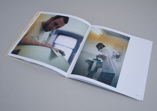 Mike Hamberg #surfing #promotion #layout #book
