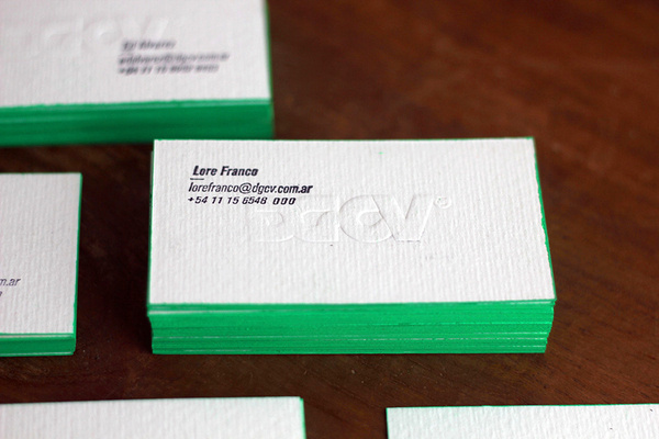 Experimental Business Card #card #experimental #tarjetas #business