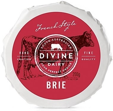 Divine Dairy packaging #packaging #dairy #cow