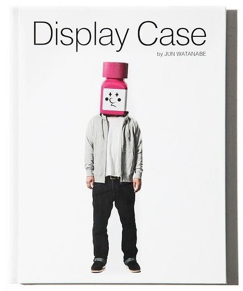 Display Case by JUN WATANABE #junwatanabe #bookcover #character