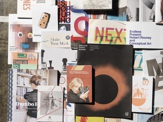 Lamington Drive / Bench.li #print #design #graphic #typography