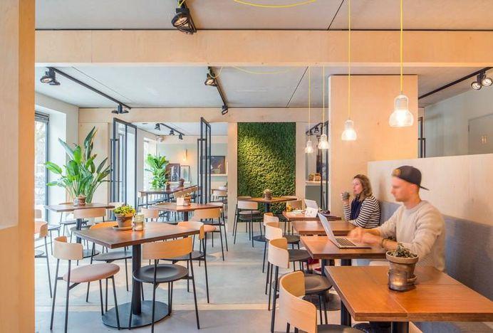 Salad Bar in Amsterdam - SLA Amstelveenseweg by Standard Studio 6