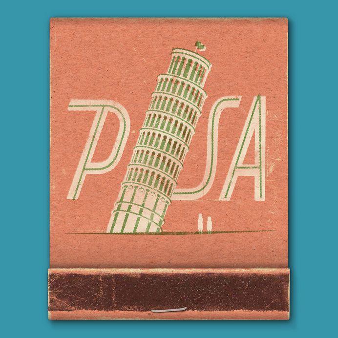 Italy Matchbooks on Behance