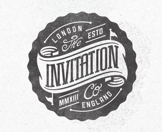 The Invitation Company #badge #invitation #the #company #type