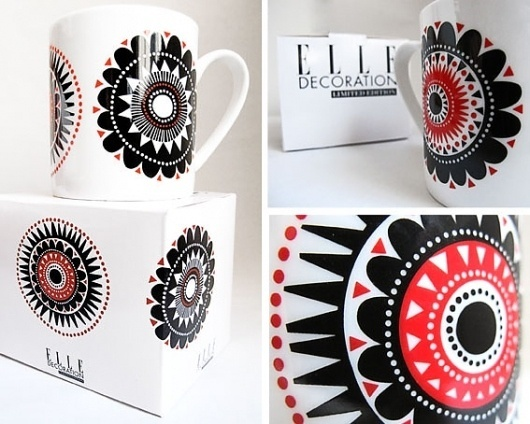 Sanna Annukka: News #mugs #illustration #folk #art