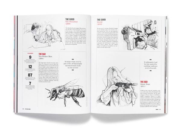 YouCanNow Magazine Matt Willey #spread #print #layout #magazine