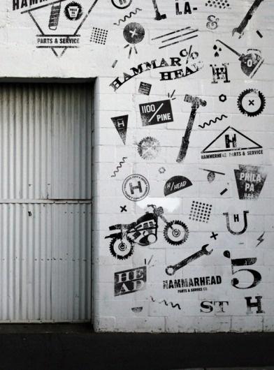 Dan Blackman: Art Direction & Design #blackman #identity #dan #hammarhead