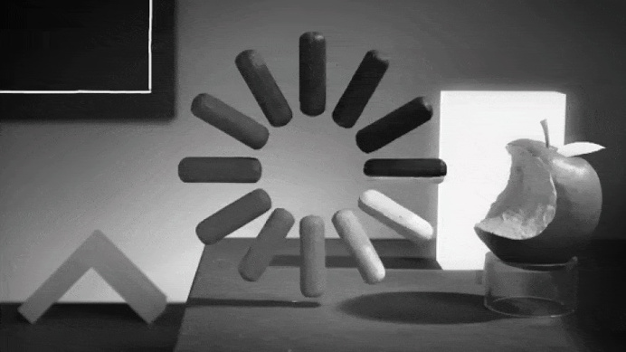 Analogue Loaders: Raphael Vangelis Uses Stop Motion to Animate Loading Screens