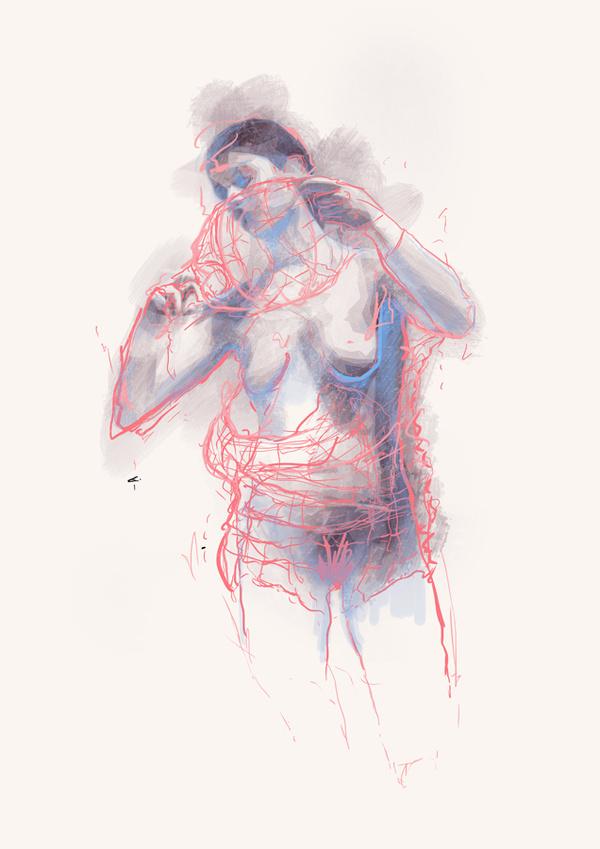 kaplon sketchbook project #marcinkowski #project #sketchbook #kaplon #paul