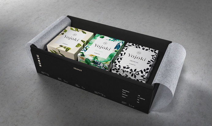 packaging, tea