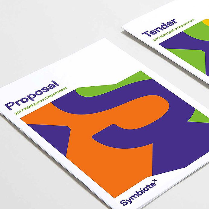 Symbiote BRANDING Engineer the web, together #branding #design #brochure #orange #purple #green #inspiration #layout #inspiration #Symbiote #identity #tech
