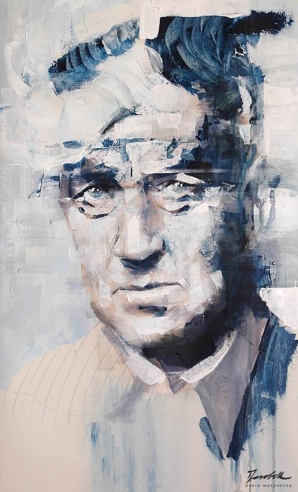 Painting by Dario Moschetta #painting #art