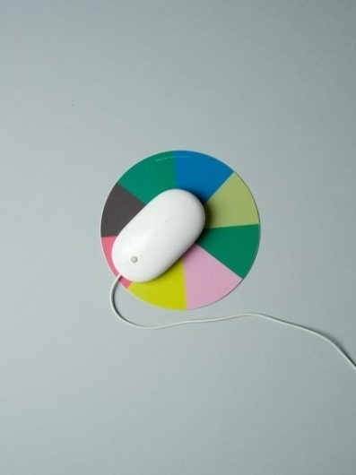 Mouse Pad by MMMG - Douglas + Bec #pad #apple #mouse #mac