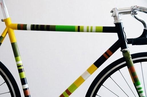 MWM Graphics | Matt W. Moore #color #pattern #bike
