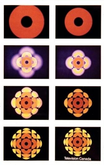 The CANADIAN DESIGN RESOURCE » Burton Kramer / CBC #cbc #kramer #design #grid #brand #identity #burton
