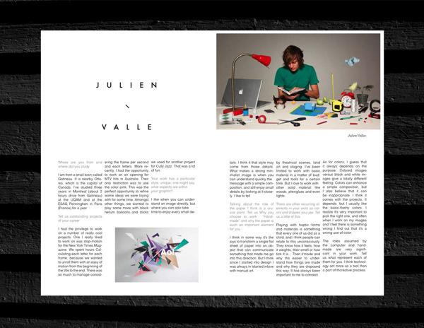Crafty Magazine #mag #issue #grids #design #layout #paper #editorial #magazine