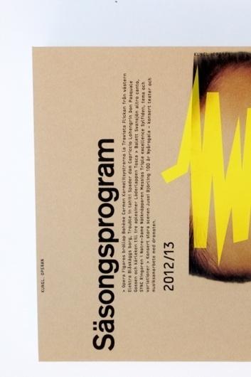 Kungl. Operan : feldeus #print #oprea #brochure