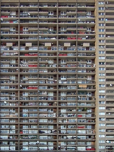 The Trellick | Flickr - Photo Sharing! #towers #architecture #facades