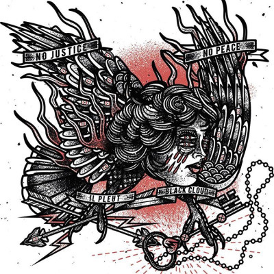 #illustration #design #vector #tattoo #occult #woman #drawing #design #dark #dotwork #lineart