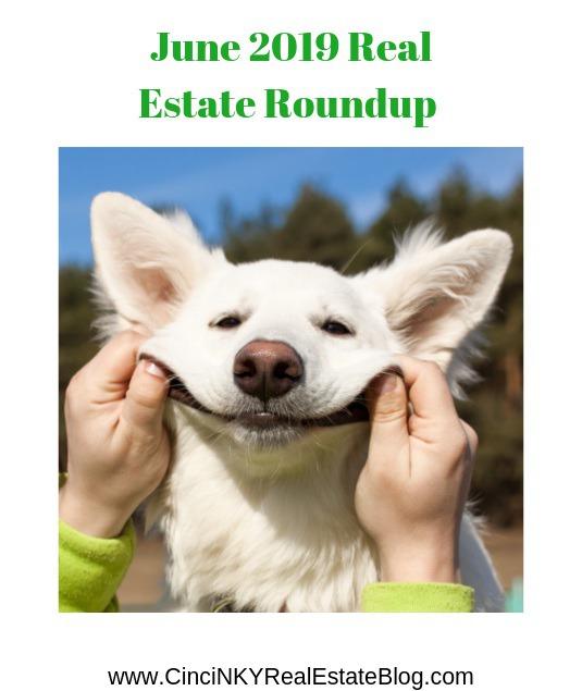 June 2019 Real Estate Roundup