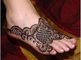 Check Mehndi Design