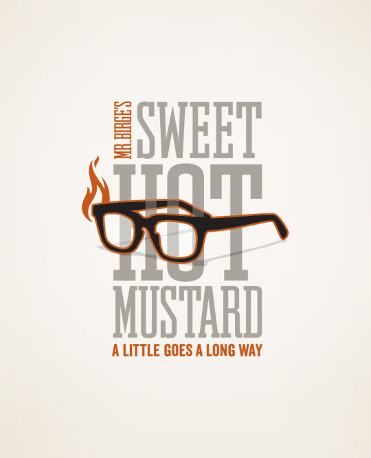 personal, logo, mustard, glasses, flame, hot, type, simple