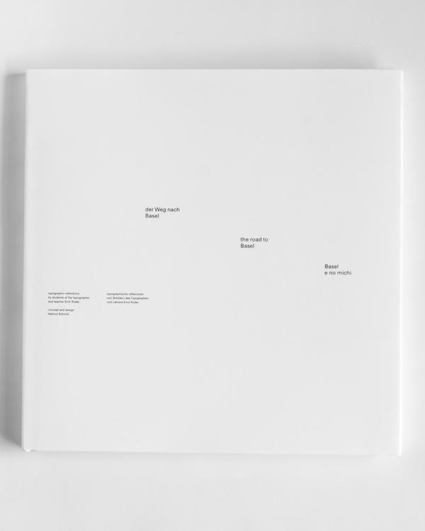 Helmut Schmid — The road to Basel (1997) #print