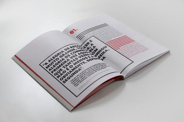 GUIMARxc3x83ES JAZZ 2012 #design #typography