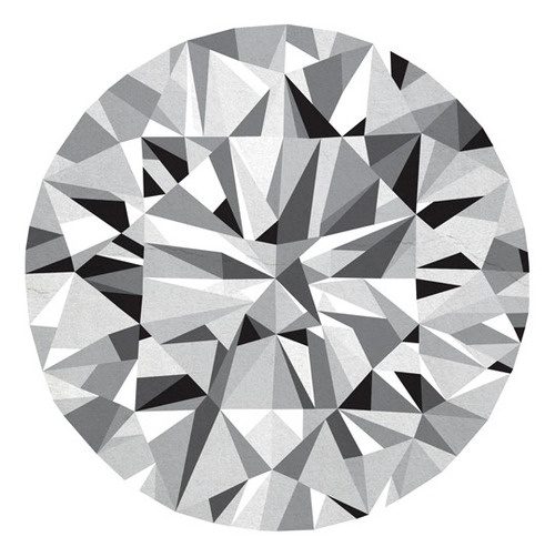 A circle is a great home for a pattern #illustration