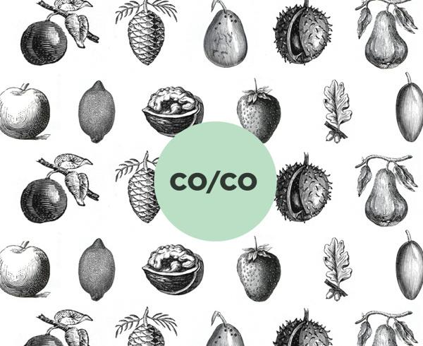 CO/CO on Behance #illustration #identity #drawing
