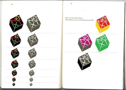 Paul Rand + Steve Jobs — Imprint-The Online Community for Graphic Designers #logo #graphic