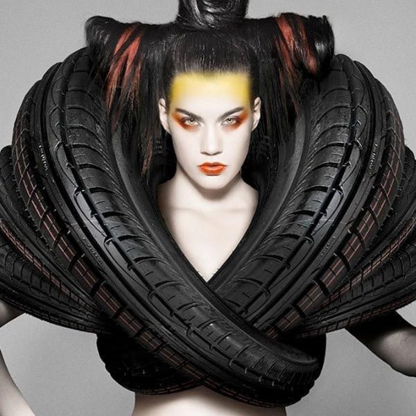 Treadwear Goodyear Dunlop #fashion #photography #inspiration #style
